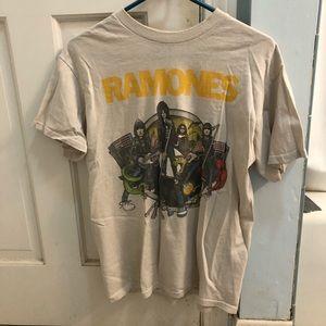 Brandy Melville Ramones t shirt
